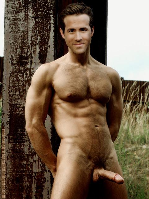 Ryan Renyolds Naked 6