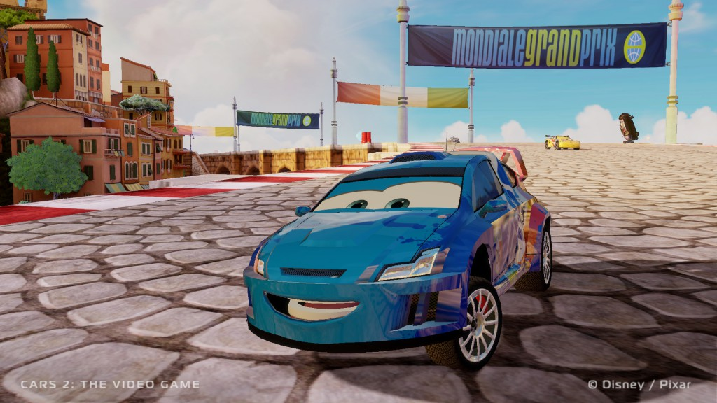 Nextgen Player Cars 2 The Video Game Preview