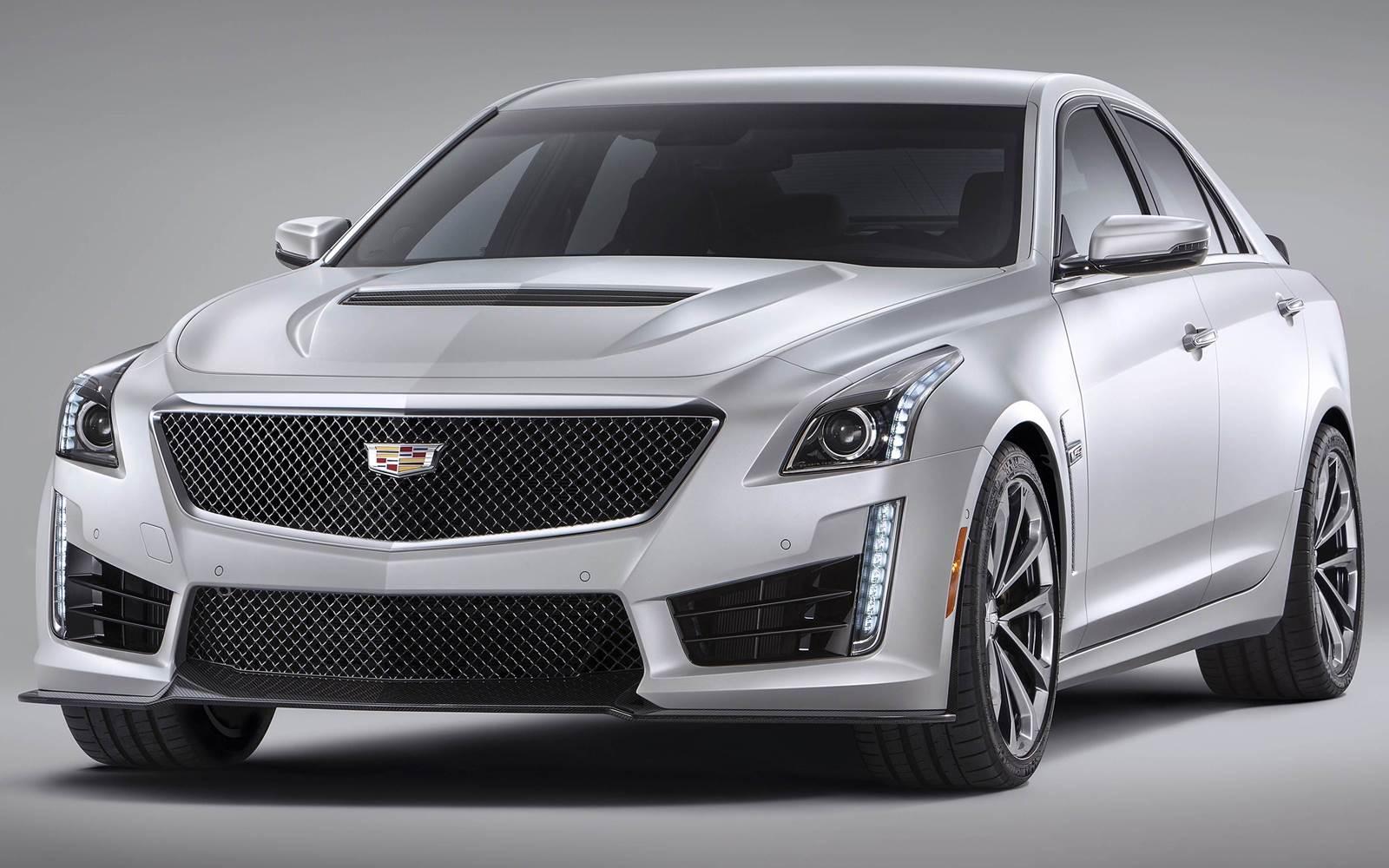 Cadillac - pior marca em confiabilidade 2017