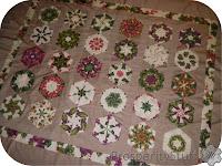 ProsperityStuff Hexagon Kaleidoscope Quilt