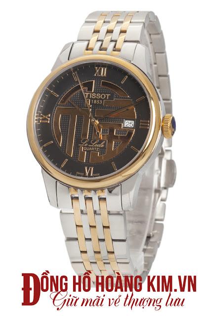Đồng hồ nam Tissot dây sắt đáng mua nhất 2016