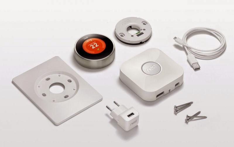 Accessoires thermostat Google Nest