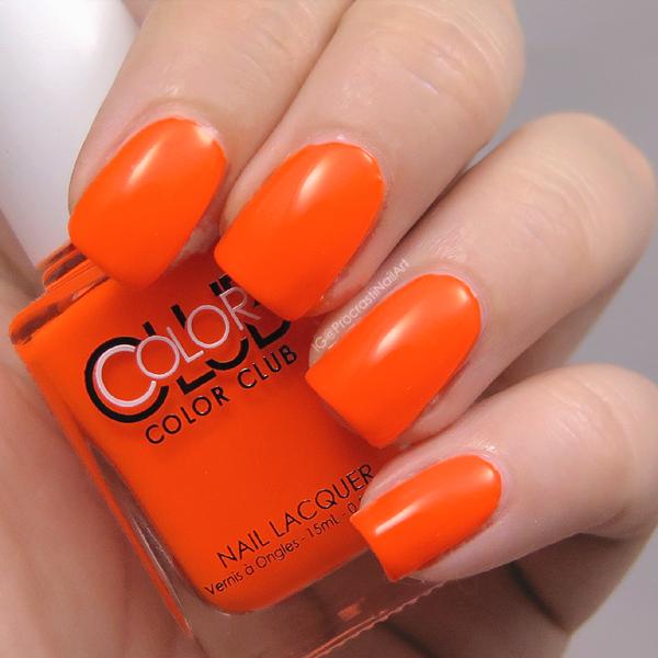 Color Club Koo-Koo-Cachoo