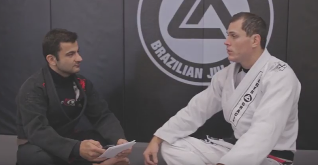 BJJ / Grappling Interview: Roger Gracie