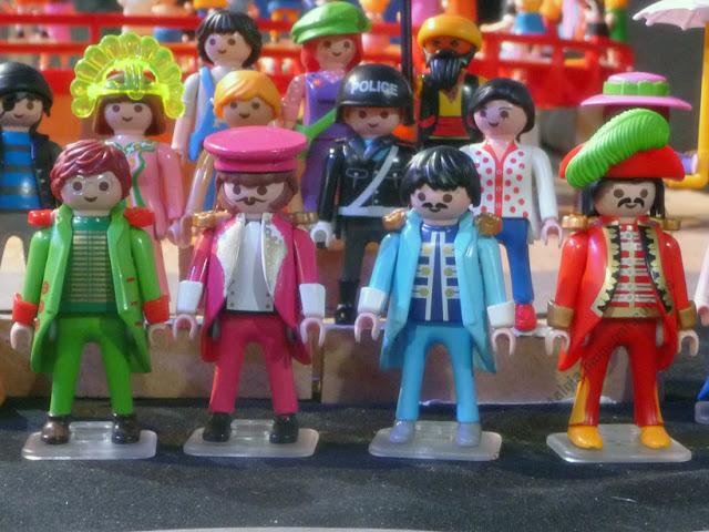 Diorama Playmobil City