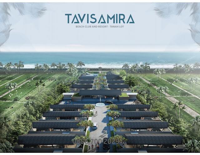 Tavisamira Beach Club and Resort – Beli Villa dapet Nissan GTR