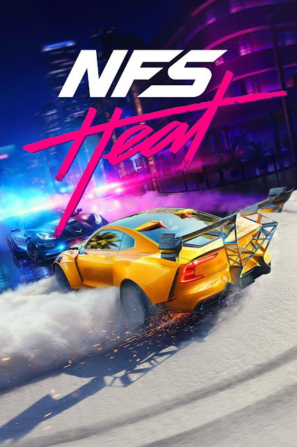 Need for Speed Heat Full PC Game Free Download- P2P