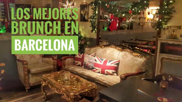 Ir de brunch en Barcelona