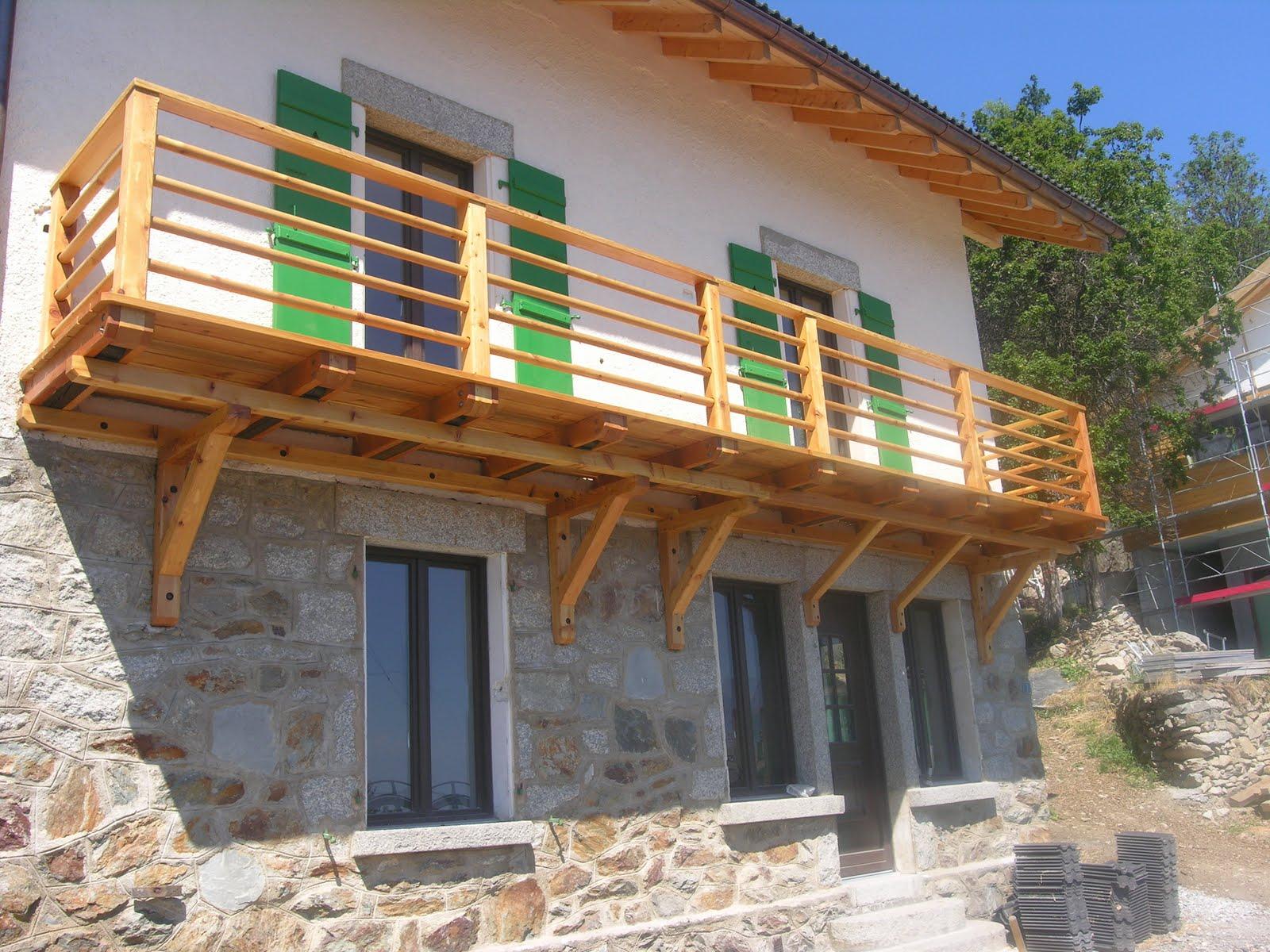 fm bois balcon et barri re de terrasse en m l ze. Black Bedroom Furniture Sets. Home Design Ideas