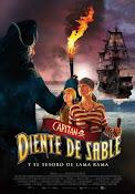 Capitán Diente de Sable y el tesoro de Lama Rama (2014) ()