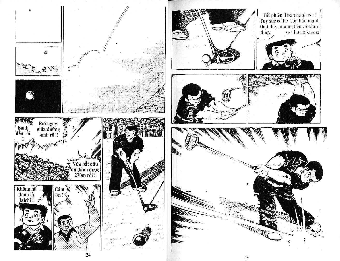 Ashita Tenki ni Naare chapter 28 trang 11