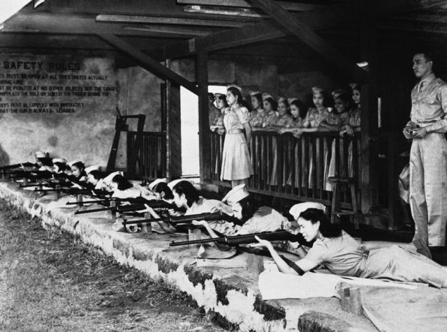 Women Of World War Ii Vintage Everyday