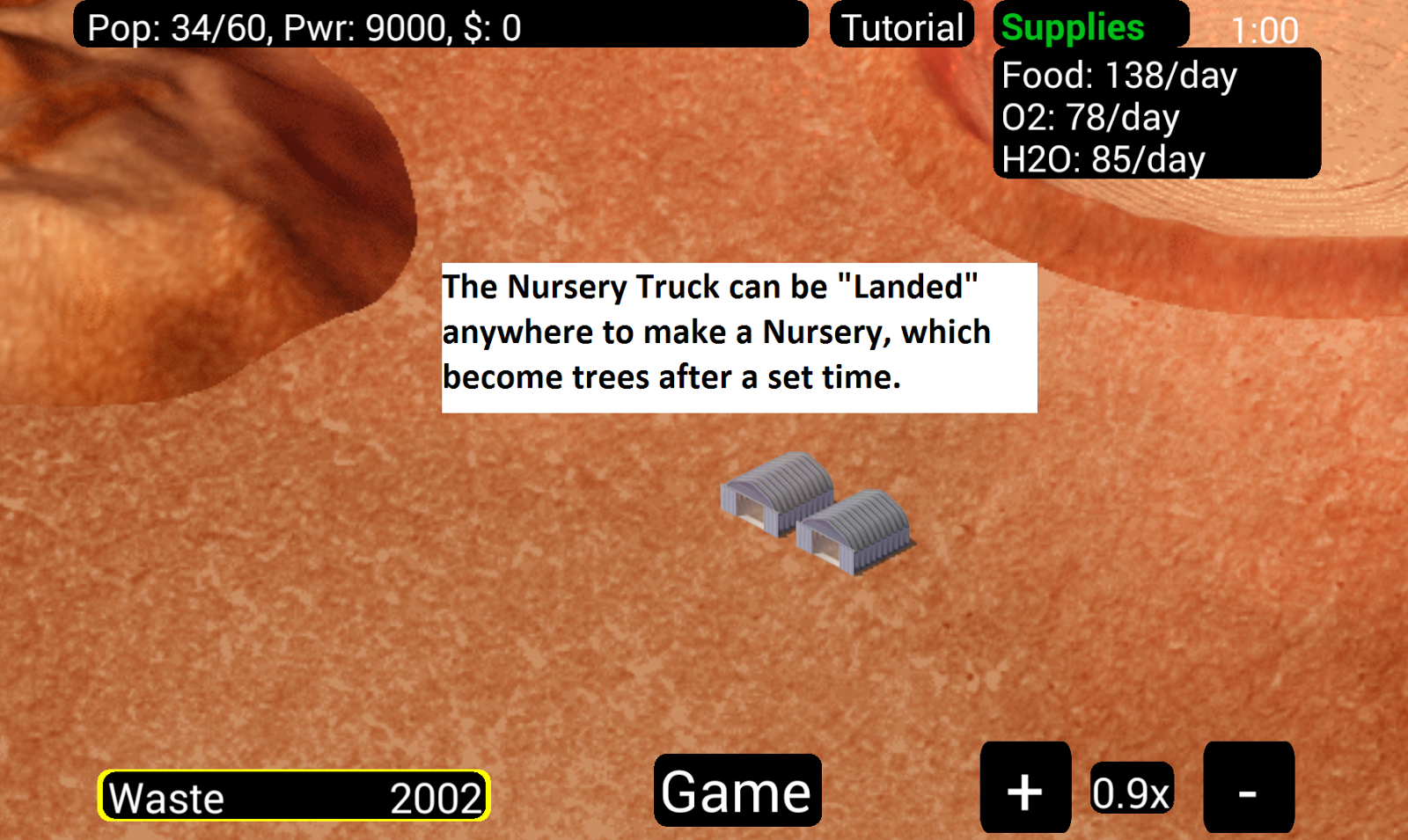 Moonbase inc android apps on google play - Make Rivers Surrounded By Trees