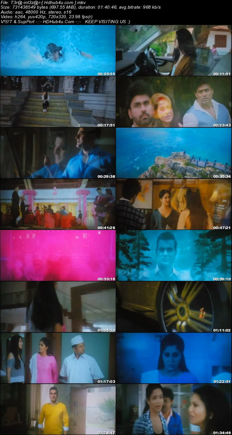 Tera Intezaar 2017 Hindi Movie pDVDRip x264 700MB Download