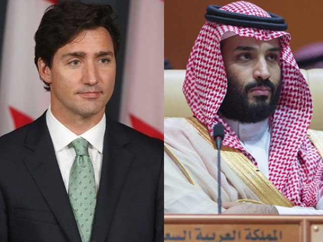 tension between canada and saudi arabia escalates, ksa suspended trade with canada