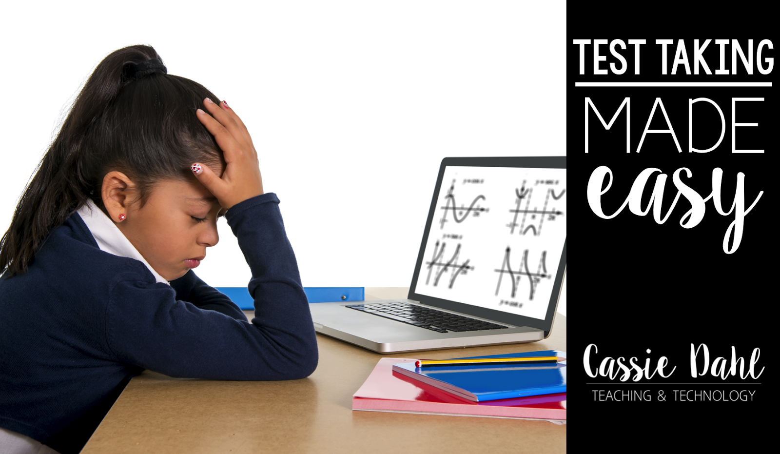Here are some tips and tricks for reducing the stress and helping to make state test taking just a little bit easier.