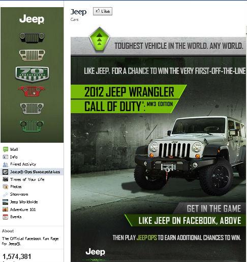 Advergaming Jeep Y Call Of Duty Blog De Marketing Online De