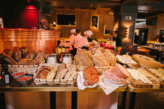 TATEL Madrid Restaurante