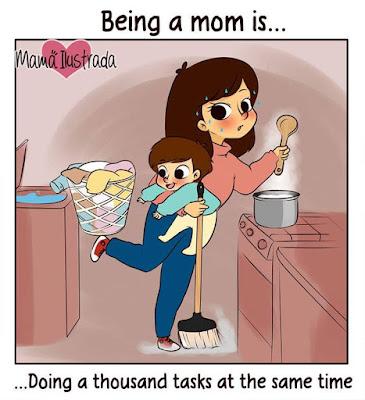 being a mom, tips keibubapaan, pengalaman seorang ibu