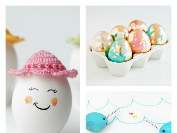12 Eggtastic DIYs