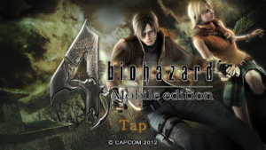 Download Resident Evil 4 Apk + Data Mod For Android