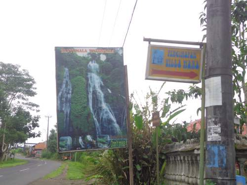 Tempat Wisata Air Terjun Banyumala Buleleng Bali