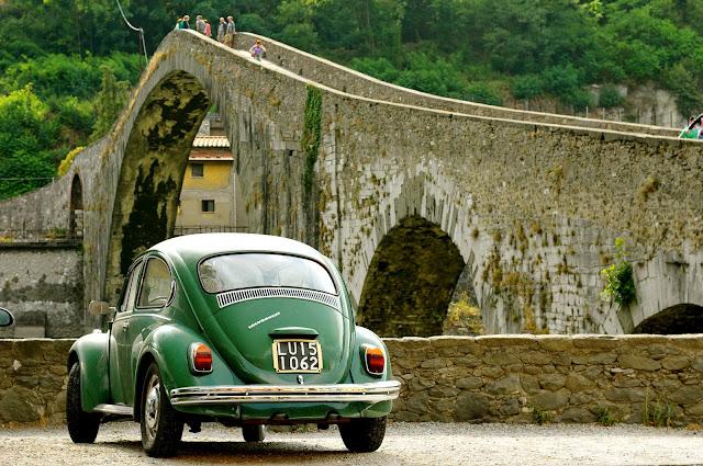 Ponte della Maddalena Garfagnana