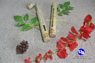 undangan bambu kentongan