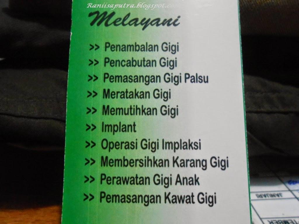 Kenalan Sama Dokter Gigi Novariany S World
