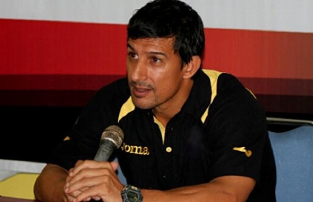 Angel Alfredo Vera Jadi Pelatih Baru Persipura