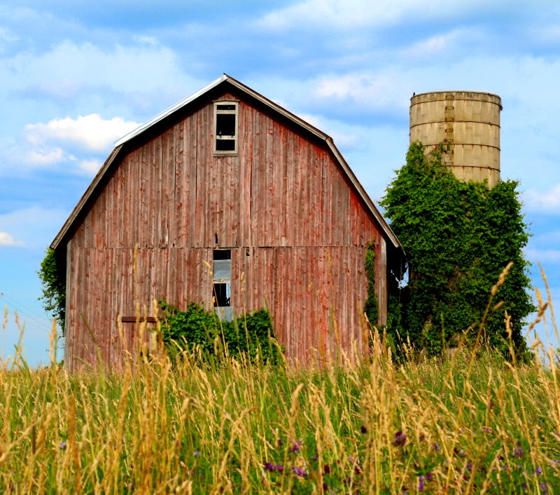 Barn, Country, Rustic, Living from Glory to Glory Blog
