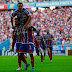 Em clássico decisivo, Bahia vence o vitória por 2 a 1 e se afasta da zona de rebaixamento