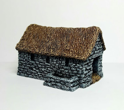 Thatched Cattle Byre