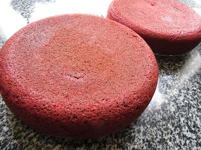 Tarta o helado red velvet Thermomix