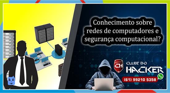 8 cursos de grande importância sobre redes e segurança computacional. Inscreva-se agora mesmo!