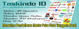 Pulsa Murah Nusa Tenggara Barat