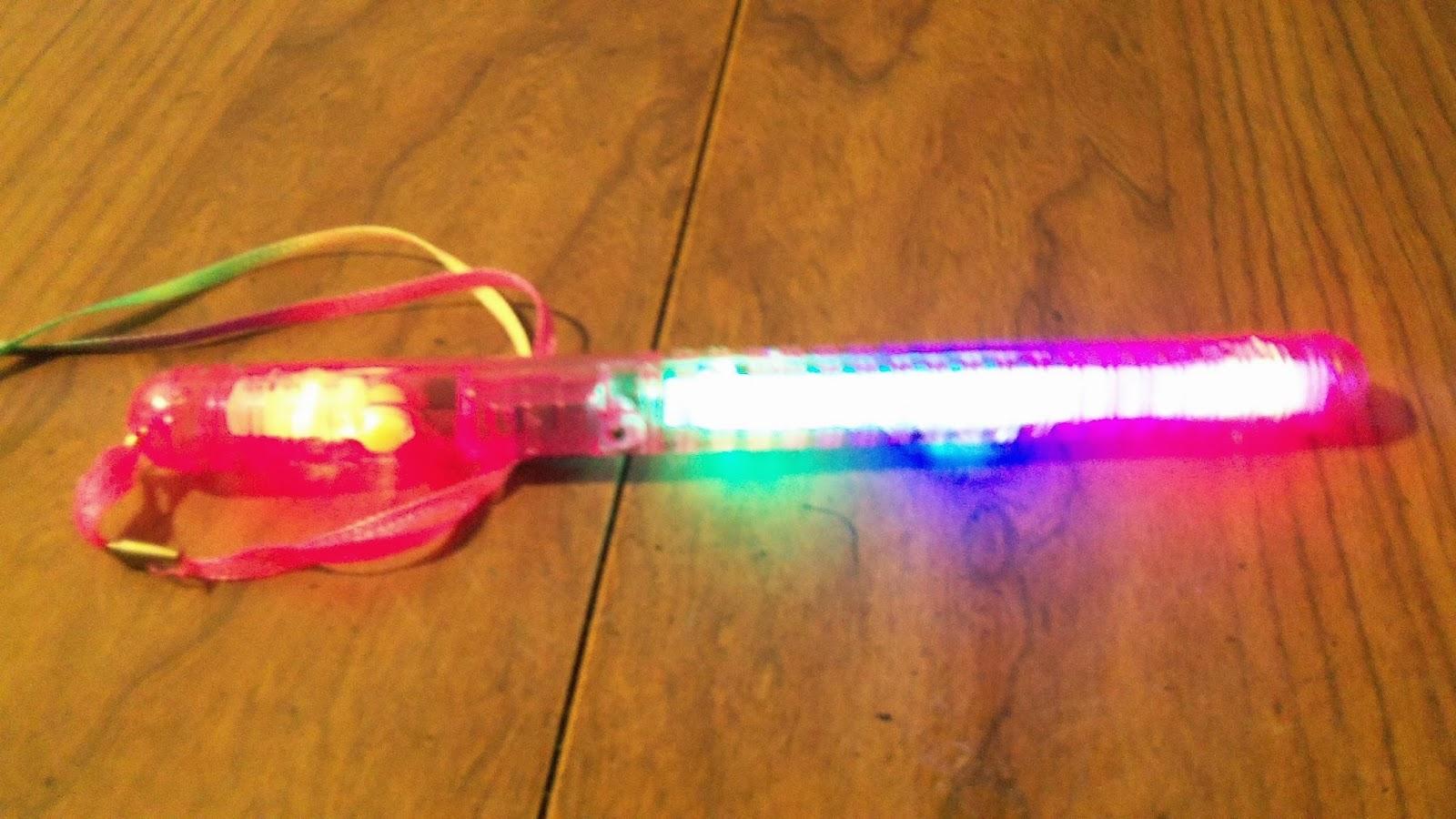 Light Sensory Ball Fish
