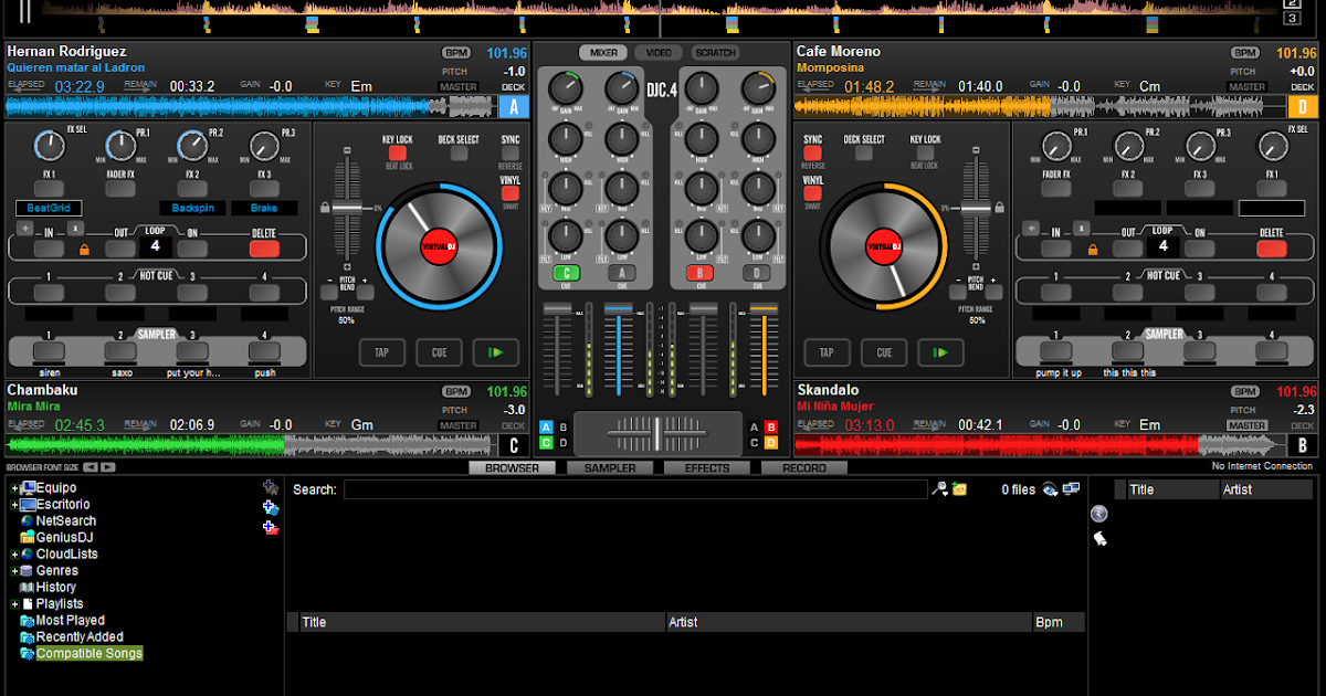 virtual dj 3 djc edition gratuit