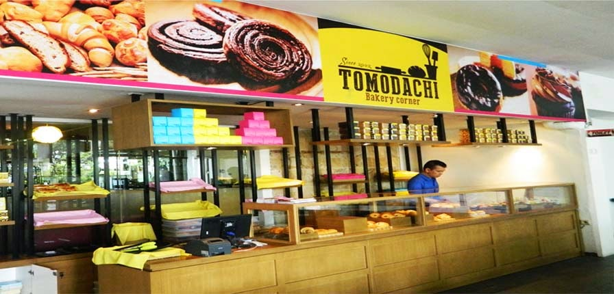 Tomodachi Cafe