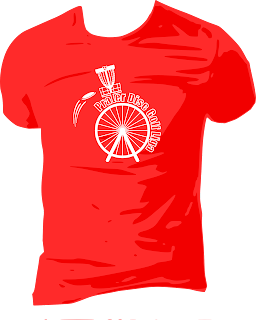 Prater Disc Golf Liga Shirt