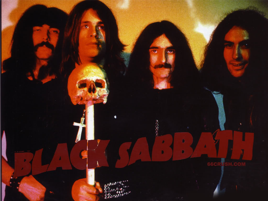 Metalpaper Wallpapers Black Sabbath