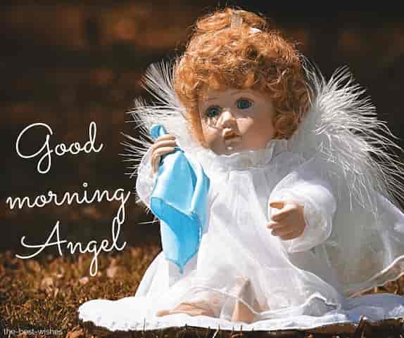 good morning angels images