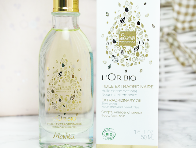 L'Or Bio Christmas Gift Set from Melvita