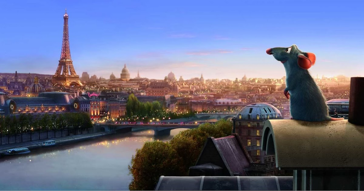 ratatouille themed ride coming to disneyland paris pixar post. Black Bedroom Furniture Sets. Home Design Ideas