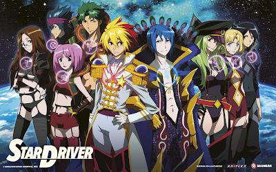 Anime Star Driver: Kagayaki no Takuto Episode 14-25 Subtitle Bahasa Indonesia BATCH