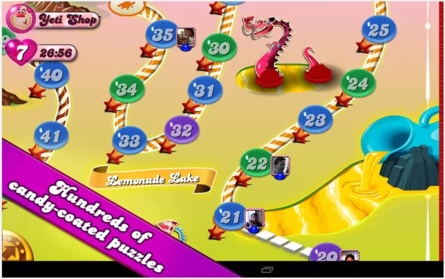 Candy Crush Saga - v1.87.0.3 - Mod Apk - Vidas Ilimitadas, Todos os Episódios