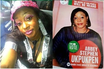 Young Widow Wins Late Husband's Seat In Cross River Assembly Bye-election (Photos)
