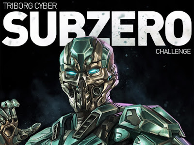 Triborg Cyber Sub-Zero - MKX Mortal Kombat X mobile