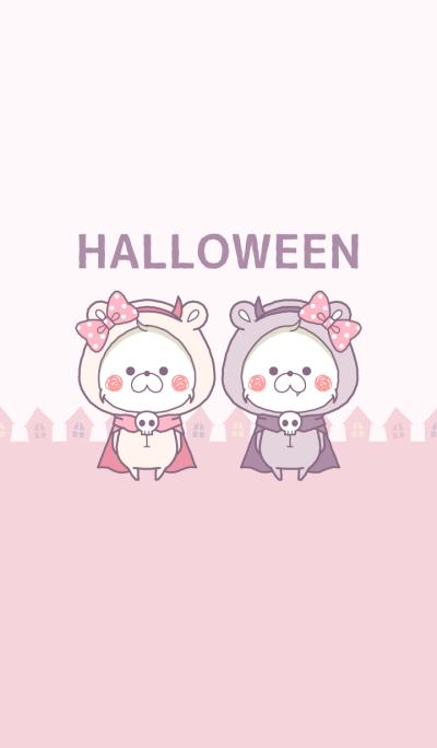 the bear's house - Dreamy Halloween -
