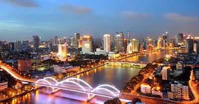 السياحة في مدينة كوانزو الصينية